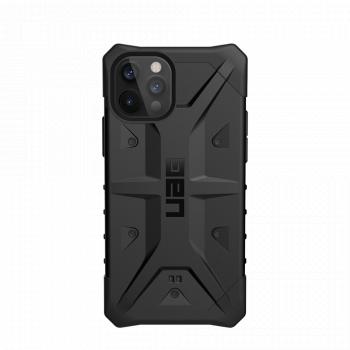 Ударопрочный чехол Urban Armor Gear Pathfinder Black для iPhone 12 Pro
