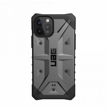 Ударопрочный чехол Urban Armor Gear Pathfinder Silver для iPhone 12 Pro
