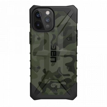Ударопрочный чехол Urban Armor Gear Pathfinder Forest Camo для iPhone 12 Pro Max