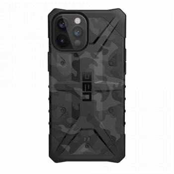 Ударопрочный чехол Urban Armor Gear Pathfinder Black Midnight Camo для iPhone 12 Pro Max
