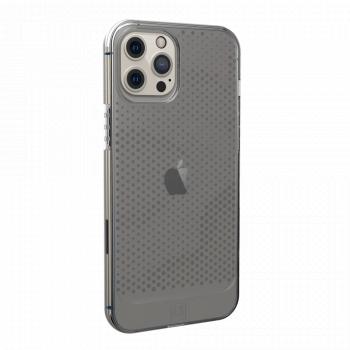 Ударопрочный чехол Urban Armor Gear Lucent Series Ice для iPhone 12 Pro Max