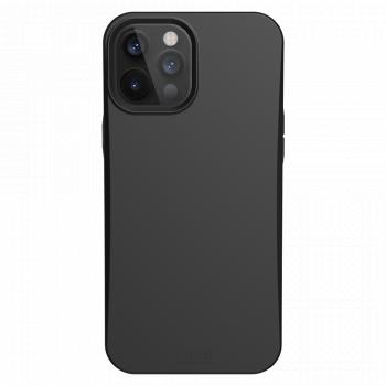 Ударопрочный чехол Urban Armor Gear Outback Bio Series Black для iPhone 12 Pro Max