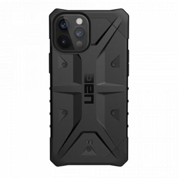 Ударопрочный чехол Urban Armor Gear Pathfinder Black для iPhone 12 Pro Max