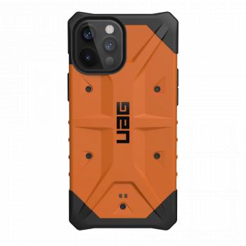 Ударопрочный чехол Urban Armor Gear Pathfinder Orange для iPhone 12 Pro Max