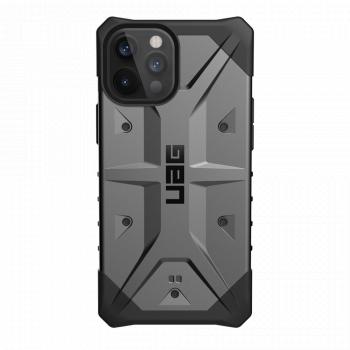 Ударопрочный чехол Urban Armor Gear Pathfinder Silver для iPhone 12 Pro Max