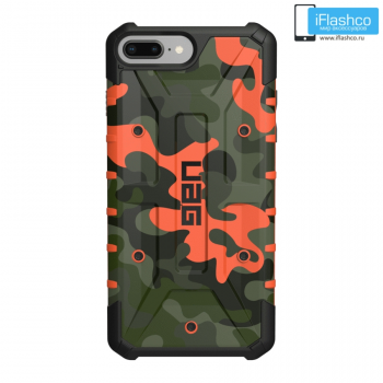 Чехол Urban Armor Gear Pathfinder SE CAMO SERIES Hunter для iPhone 6 / 7 / 8 Plus