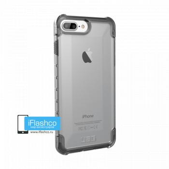 Чехол Urban Armor Gear Plyo Ice для iPhone 7 Plus / 8 Plus прозрачный