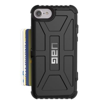 Чехол Urban Armor Gear Trooper Black для iPhone 7/8/SE черный