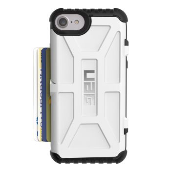 Чехол Urban Armor Gear Trooper White для iPhone 7/8/SE белый