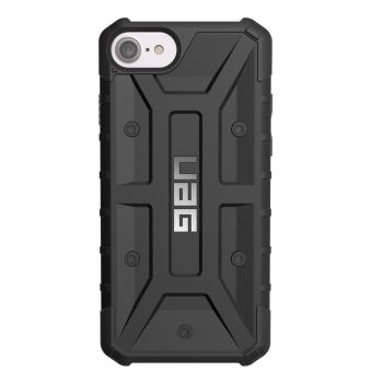 Чехол Urban Armor Gear Pathfinder Black для iPhone 7/8/SE черный