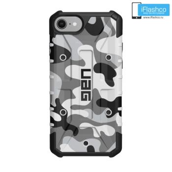 Чехол Urban Armor Gear Pathfinder SE CAMO SERIES Arctic для iPhone 6/7/8/SE