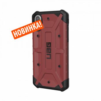Чехол Urban Armor Gear Pathfinder Carmine для iPhone 7/8/SE кирпичный