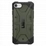 Чехол Urban Armor Gear Pathfinder Olive для iPhone 6/7/8/SE оливковый