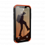 Ударопрочный чехол Urban Armor Gear Civilian Black для iPhone 11