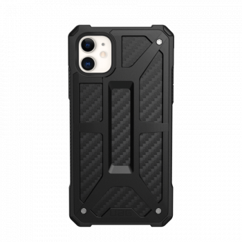 Ударопрочный чехол Urban Armor Gear Monarch Carbon Fiber для iPhone 11