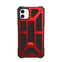 Ударопрочный чехол Urban Armor Gear Monarch Crimson для iPhone 11