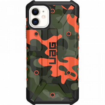 Ударопрочный чехол Urban Armor Gear Pathfinder SE Camo Hunter для iPhone 11