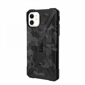 Ударопрочный чехол Urban Armor Gear Pathfinder SE Camo Midnight для iPhone 11