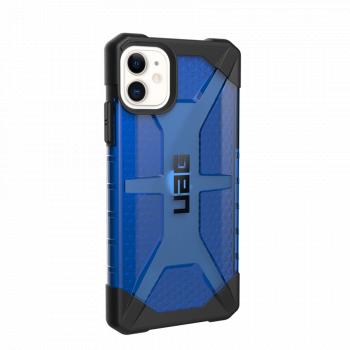 Ударопрочный чехол Urban Armor Gear Plasma Cobalt для iPhone 12