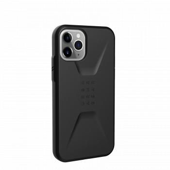 Ударопрочный чехол Urban Armor Gear Civilian Black для iPhone 11 Pro