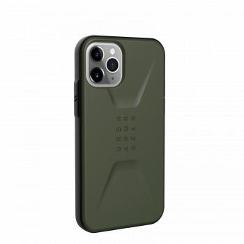 Ударопрочный чехол Urban Armor Gear Civilian Olive Drab для iPhone 11 Pro