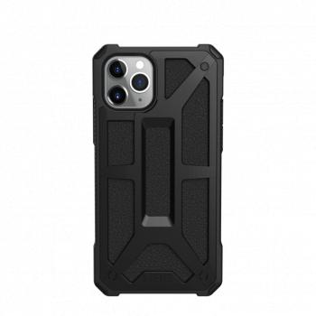 Ударопрочный чехол Urban Armor Gear Monarch Black для iPhone 11 Pro