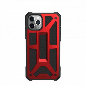 Ударопрочный чехол Urban Armor Gear Monarch Crimson для iPhone 11 Pro