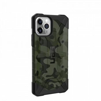 Ударопрочный чехол Urban Armor Gear Pathfinder SE Camo Forest для iPhone 11 Pro