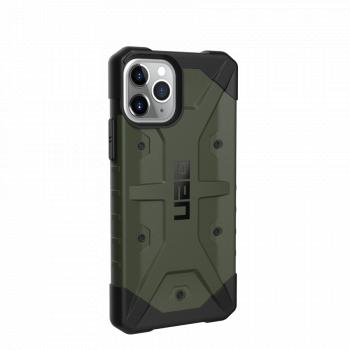 Ударопрочный чехол Urban Armor Gear Pathfinder Olive Drap для iPhone 11 Pro