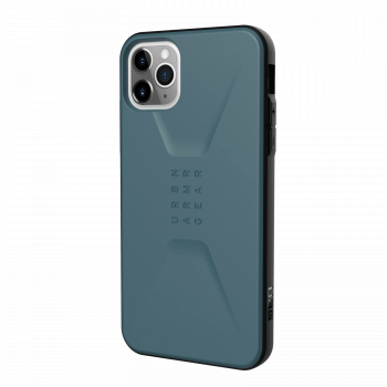 Ударопрочный чехол Urban Armor Gear Civilian Slate для iPhone 11 Pro Max