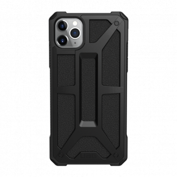 Ударопрочный чехол Urban Armor Gear Monarch Black для iPhone 11 Pro Max