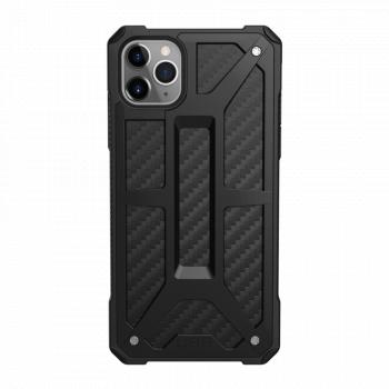 Ударопрочный чехол Urban Armor Gear Monarch Carbon Fiber для iPhone 11 Pro Max