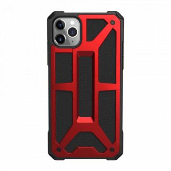 Ударопрочный чехол Urban Armor Gear Monarch Crimson для iPhone 11 Pro Max