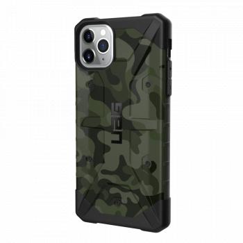 Ударопрочный чехол Urban Armor Gear Pathfinder SE Camo Forest для iPhone 11 Pro Max
