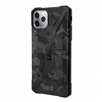 Ударопрочный чехол Urban Armor Gear Pathfinder SE Camo Midnight для iPhone 11 Pro Max