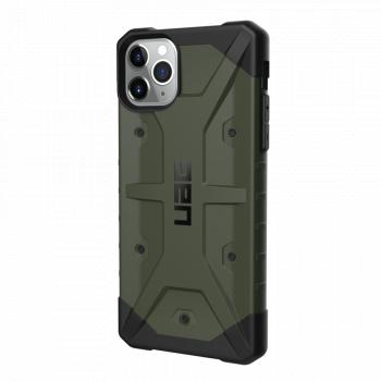 Ударопрочный чехол Urban Armor Gear Pathfinder Olive Drab для iPhone 11 Pro Max