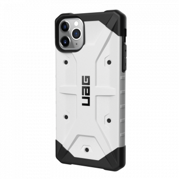 Ударопрочный чехол Urban Armor Gear Pathfinder White для iPhone 11 Pro Max