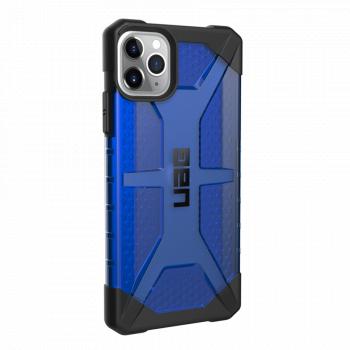 Ударопрочный чехол Urban Armor Gear Plasma Cobalt для iPhone 11 Pro Max