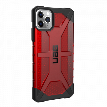 Ударопрочный чехол Urban Armor Gear Plasma Magma для iPhone 11 Pro Max