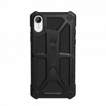 Чехол Urban Armor Gear Monarch Black для iPhone XR