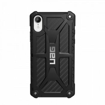 Чехол Urban Armor Gear Monarch Carbon Fiber для iPhone XR
