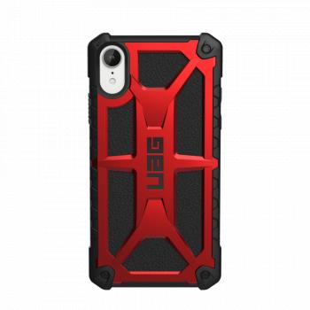 Чехол Urban Armor Gear Monarch Crimson для iPhone XR