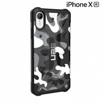 Чехол Urban Armor Gear PATHFINDER SE CAMO Arctic для iPhone XR