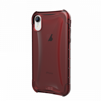 Чехол Urban Armor Gear PLYO Crimson для iPhone XR