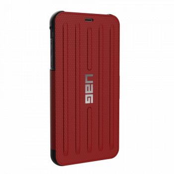 Чехол Urban Armor Gear Metropolis Magma для iPhone XS Max красный
