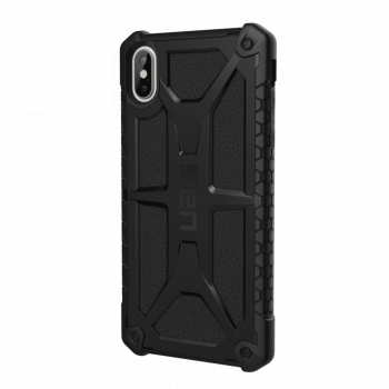 Чехол Urban Armor Gear Monarch Black для iPhone XS Max
