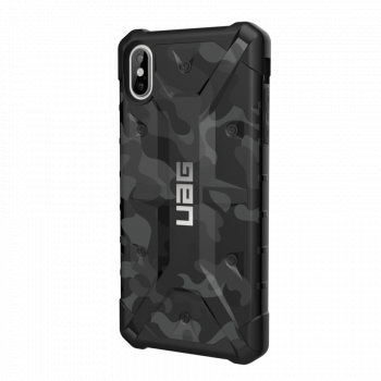 Чехол Urban Armor Gear PATHFINDER SE CAMO Midnight для iPhone XS Max
