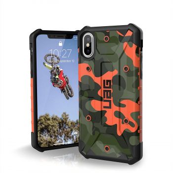 Чехол Urban Armor Gear PATHFINDER SE CAMO Hunter для iPhone XS Max