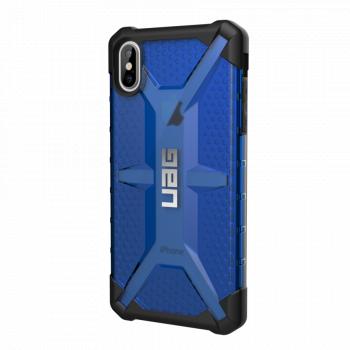 Чехол Urban Armor Gear Plasma Cobalt для iPhone XS Max