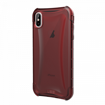 Чехол Urban Armor Gear PLYO Crimson для iPhone XS Max
